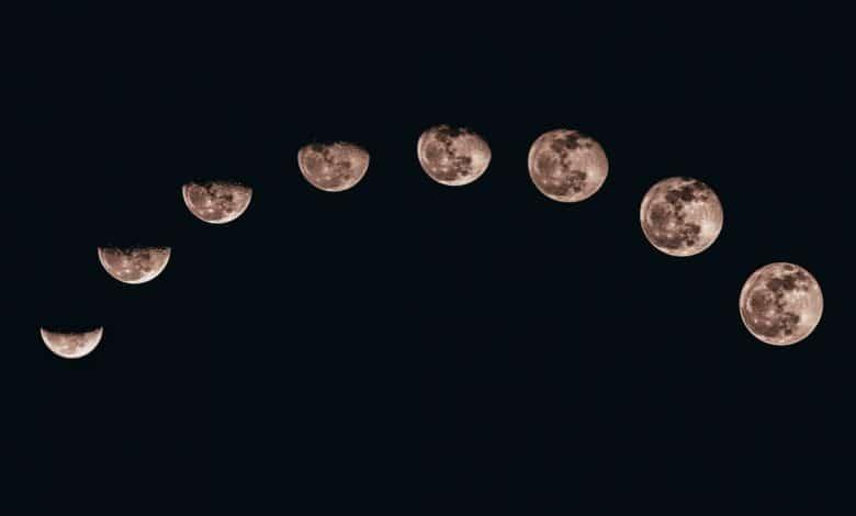 قصة القمر
