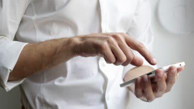 محفظة الهاتف النقال الإلكترونية
