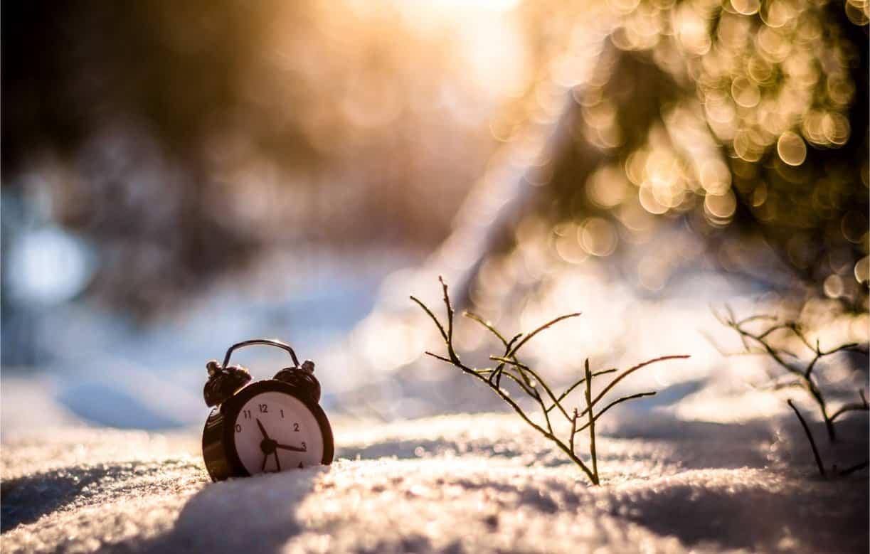 صورة كيف نحسب الوقت؟