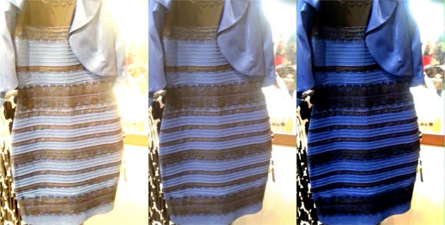 صورة لماذا رأى الناس الفستان بألوان مختلفة؟ وكيف تحسن من نومك؟