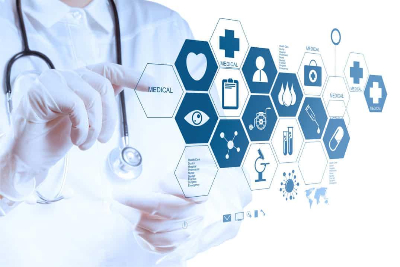 صورة مستقبل البشرية 1:  الطب