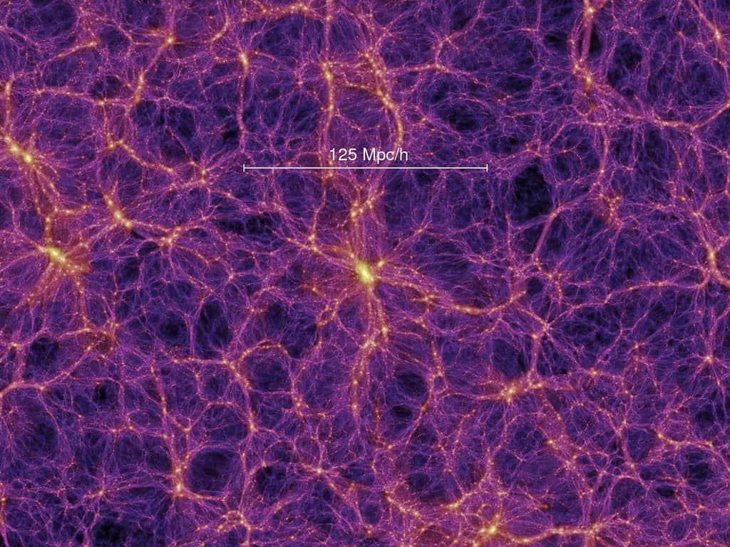 Photo of المادة الداكنة والطاقة الداكنة في الكون 1