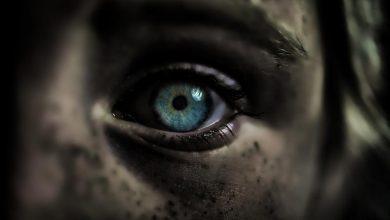 صورة عين الحسد في العلم