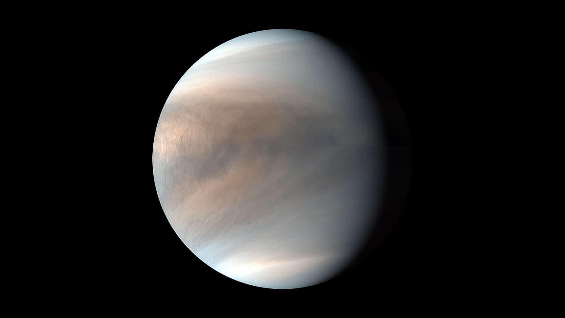 صورة اكتشاف دلائل على الحياة في كوكب الزهرة